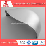 Exterior Decoration를 위한 경량 Aluminum Double Curved Cladding Wall Panels