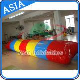 Gota inflável personalizada da água do tamanho, gota inflável da catapulta da água para a venda
