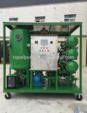 Do petróleo eficiente em linha do transformador do envelhecimento da série de Zyd purificador de filtração