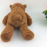 견면 벨벳 장난감이 주문 포옹 크리스마스 장난감 곰 만 연약한 박제 동물에 의하여 농담을 한다