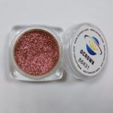Pigmento em mudança da cor cosmética mágica do Chameleon do pó do Multi-Cromo