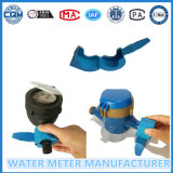 Blocage en plastique de joint de garantie pour le mètre d'eau