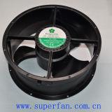 254*89mm Fabricante Shenzhen AC ventilador Industrial