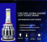 9005 faro impermeabile del faro IP68 LED