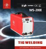Inversor IGBT MMA/solda TIG com marcação (WS-140i/160i/180i/200i)