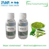 Saveur de fèves de mung d'E-Liquide de Vaping de concentré aromatique de fruit