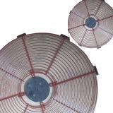 O fio de aço de metal Grill /tampa da ventoinha do ventilador para fins industriais