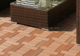 Anti pavimento di plastica di legno impermeabile Crack della piattaforma della pavimentazione Board/WPC del PE