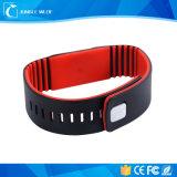 防水NFCのブレスレットのシリコーン13.56MHz 1K RFIDバンド