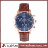 Horloge van het van het Bedrijfs horloge van de Mens van de chronograaf Waterdichte Horloge het Toevallige van de Mens Multifunctionele