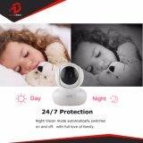 CCTV CCTVのカメラの製造者からの赤外線720p/1MPデジタルPT IPのパソコンのカメラ