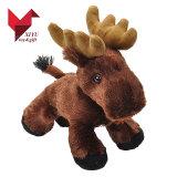 OEM het Rendier van de Pluche van het Stuk speelgoed van Kerstmis