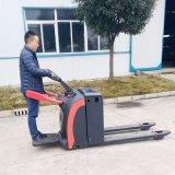 Тележка паллета руки китайской фабрики польностью электрическая