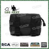 Bolsa compacta táctico militar multiuso de la utilidad de administración de la marcha Gadget Bolsa Bolsa de cinturón de cadera cintura Pack con broche de cinturón