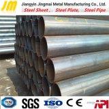 Fabricante de tubos de aço de solda do tubo de aço soldado negro/Carbono