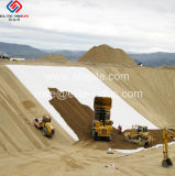 Рр нетканого материала высокий предел прочности при движении по дороге Geotextile Filteration
