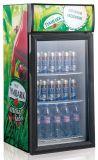 Hôtel de qualité de l'énergie populaire de l'enregistrement de lumière LED Minibar Réfrigérateur (JGA-SC80)