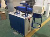 De mini Machine van de Gravure van Marking& van de Laser van de Vezel van het Houvast voor Metaal