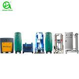 50g/H de Generators van het Ozon van de Waterkoeling met de BuitenBron van de Zuurstof