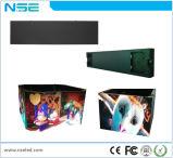 P3.91 en el interior de pared LED pantalla de pantalla cubo