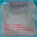 Tamoxifenのクエン酸塩の反エストロゲンのNolvadex未加工Tamoxifen Clomidの粉