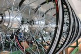 自転車のための敏捷な350W BLDCによって連動させられる電気バイクのハブモーター