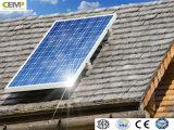 太陽屋根のプロジェクトのための支持できるPVのモノクリスタル太陽モジュール210W