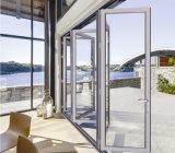 Indicador Bi-Fold de alumínio exterior com vidro do padrão de Ausrtralian