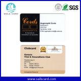 PVC de alta calidad Hi-Co/Lo-Co tarjetas magnéticas en blanco