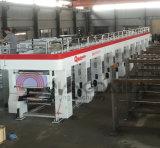 Belüftung-Schrumpfschlauch-Kennsatz-Drucken-Maschine für Paket