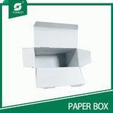 Dekorativer Tortenschachtel-Papierkasten mit Kappe