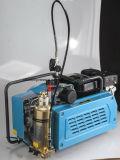 Compresor de aire de respiración portable del buceo con escafandra 225/330bar del joven 2