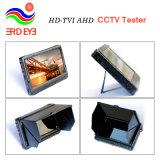 El OEM mantiene 7 el probador disponible Ahd de la cosechadora del híbrido HD de la pulgada y el probador del vídeo del CCTV de la cámara de HD-Tvi