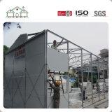Local de construção de baixo custo Acampamento Dormitório Escritório prefabricadas