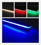 호리호리한 LED 선형 빛 1개의 LED 지구에 있는 3014SMD 120LEDs를 가진 암흑 없음