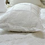 Il Comforter lavabile ha impostato il copriletto 100% della casa di qualità della trapunta del cotone per personalizzato