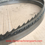 Hoja de sierra de banda para el corte de metal, acero, cobre, aluminio