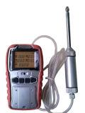 Détecteur de gaz tenu dans la main de nature d'alimentation par batterie d'approvisionnement d'usine de la Chine