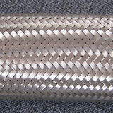 Manguito flexible trenzado del acero inoxidable del alambre