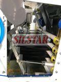 Plano evolutivo de alta velocidade Star Saco de lixo de vedação fazendo a máquina