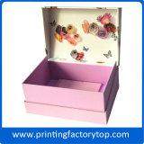 De directe Doos Van uitstekende kwaliteit van de Verpakking van de Fabriek Karton Aangepaste