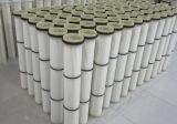 Cartucho de filtro de poliester plisado para colector de polvo