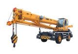 XCMG 35 tonne officielle du terrain accidenté Crane RT35
