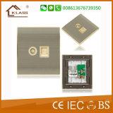Interruptor eléctrico ligero sano ahorro de energía de Coutrol