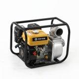 Tipo bomba de Honda de água da gasolina da movimentação 3inch do motor de 7HP (WP30A)