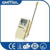 Termómetro de la radio de la parrilla del patio trasero de Digitaces