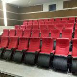 Коррозионная устойчивость складывая дешевый стул Yj1619 аудитории Highback