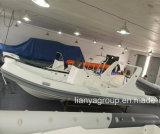 Ce van de Boot van Hypalon van de Boot van de Rib van Liya 6.6meter/22feet Groot Opblaasbaar Stijf