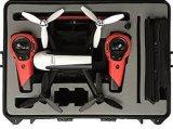 Rectángulo portable de la aleación de aluminio para el vehículo aéreo sin tripulación
