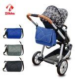 Passeggiatore del bambino per la sede +Footcover +Mamabag del blocco per grafici +Regular
